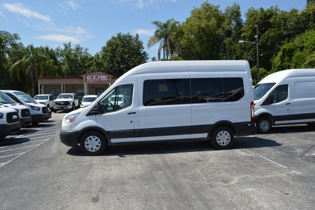 2018 Transit 350 High Roof 4x2,  Passenger Wagon #RA83445 - photo 5
