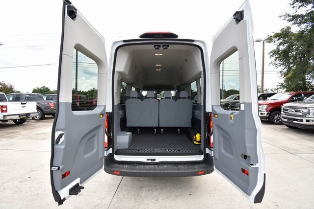 2018 Transit 350 High Roof 4x2,  Passenger Wagon #RA90813 - photo 10
