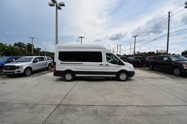 2018 Transit 350 High Roof 4x2,  Passenger Wagon #RA90813 - photo 3