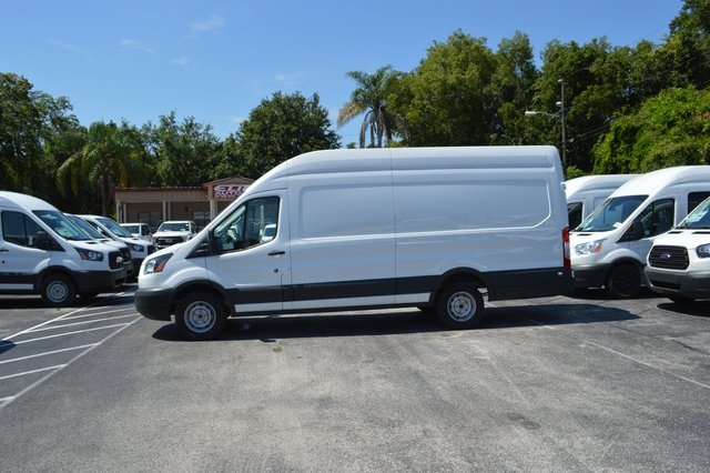 2018 Transit 350 High Roof 4x2,  Empty Cargo Van #RA94741 - photo 7