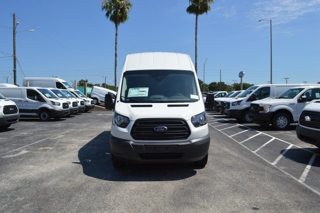 2018 Transit 350 High Roof 4x2,  Empty Cargo Van #RA94741 - photo 8