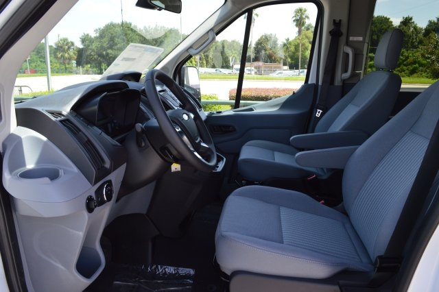 2017 Transit 350 HD High Roof DRW, Passenger Wagon #RB20305 - photo 14
