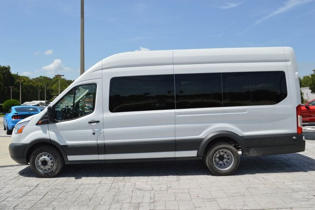 2017 Transit 350 HD High Roof DRW, Passenger Wagon #RB20305 - photo 6