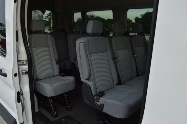2017 Transit 350 High Roof, Passenger Wagon #RB20308 - photo 10