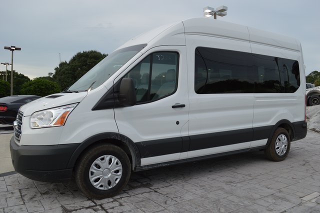 2017 Transit 350 High Roof, Passenger Wagon #RB20308 - photo 7