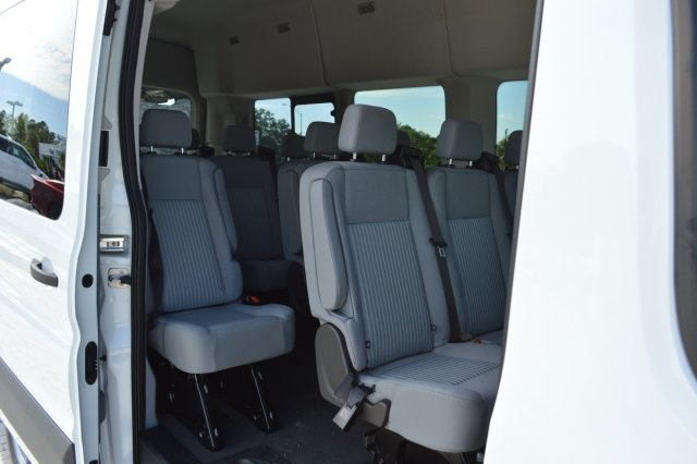 2017 Transit 350 HD High Roof DRW, Passenger Wagon #RB24950 - photo 10