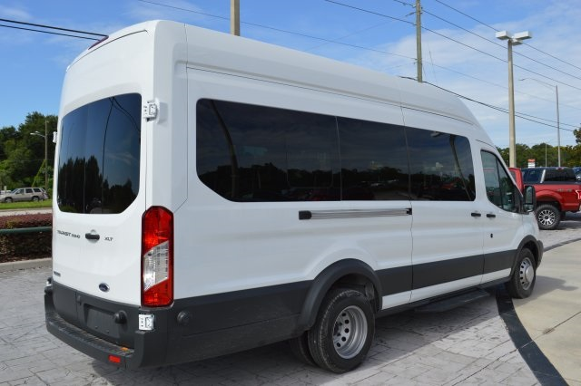 2017 Transit 350 HD High Roof DRW, Passenger Wagon #RB24950 - photo 2