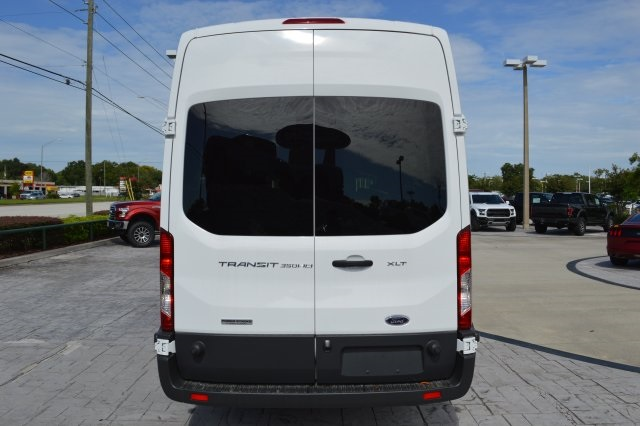 2017 Transit 350 HD High Roof DRW, Passenger Wagon #RB24950 - photo 4
