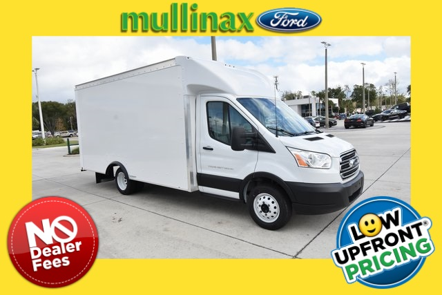2019 Ford Transit 350 HD DRW 4x2, Rockport Cutaway Van #RB87497 - photo 1