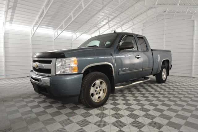 2010 Silverado 1500 Extended Cab, Pickup #Z164153 - photo 10