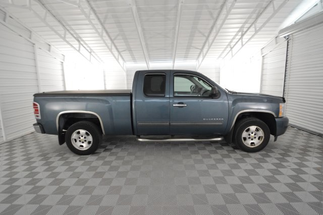 2010 Silverado 1500 Extended Cab, Pickup #Z164153 - photo 3