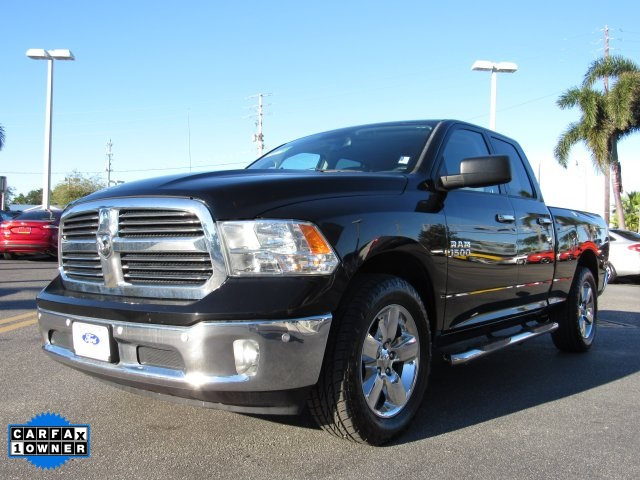 2014 Ram 1500 Quad Cab Pickup #121811 - photo 23