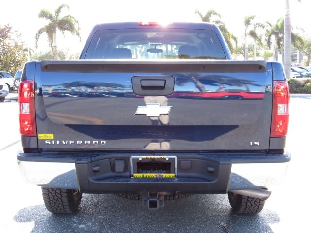 2009 Silverado 1500 Crew Cab 4x4 Pickup #137079 - photo 15