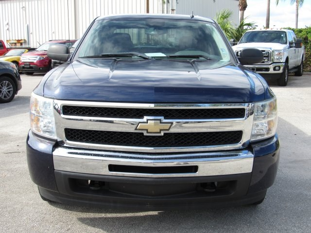2009 Silverado 1500 Crew Cab 4x4 Pickup #137079 - photo 8