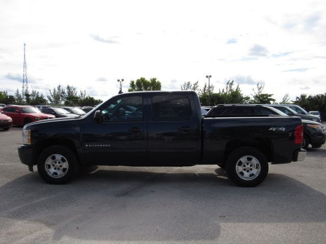 2009 Silverado 1500 Crew Cab 4x4 Pickup #137079 - photo 10