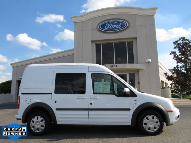 2013 Transit Connect Cargo Van #139593 - photo 29