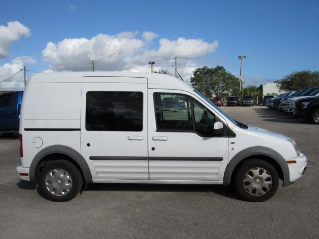 2013 Transit Connect Cargo Van #139593 - photo 4