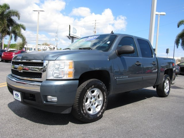 2008 Silverado 1500 Crew Cab 4x4, Pickup #142500 - photo 5