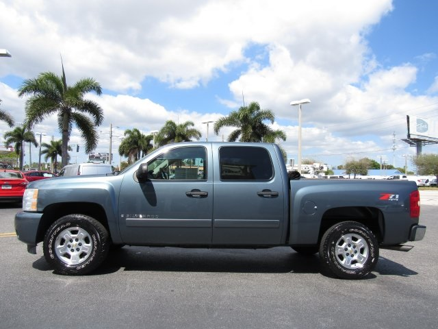 2008 Silverado 1500 Crew Cab 4x4, Pickup #142500 - photo 9