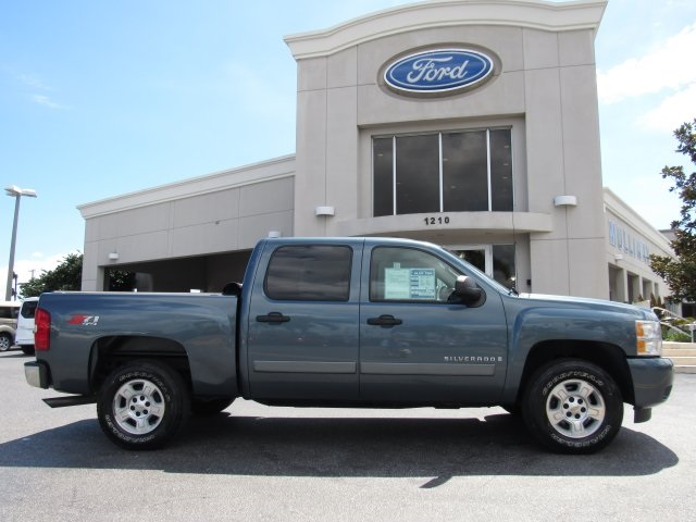 2008 Silverado 1500 Crew Cab 4x4, Pickup #142500 - photo 3