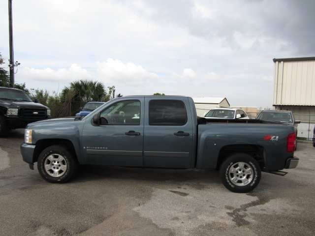 2008 Silverado 1500 Crew Cab 4x4, Pickup #142500 - photo 10