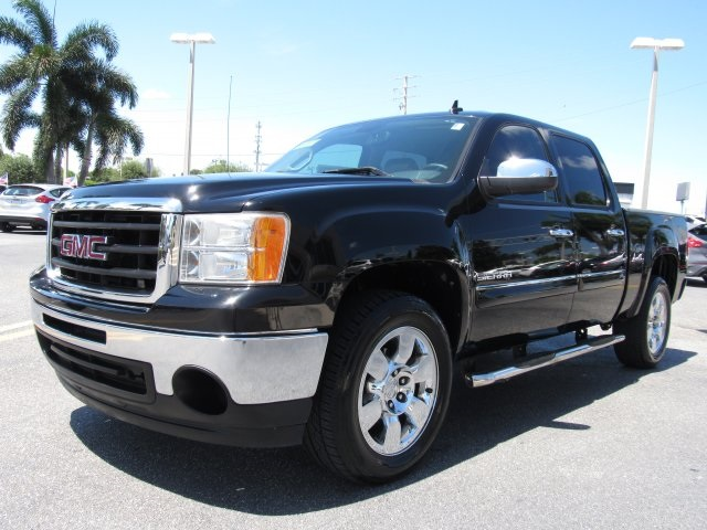 2010 Sierra 1500 Crew Cab, Pickup #149527 - photo 4