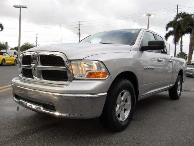 2012 Ram 1500 Quad Cab Pickup #219989C - photo 10