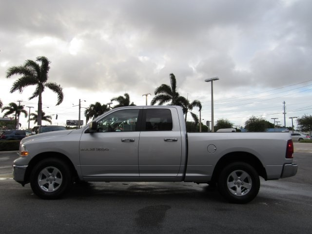 2012 Ram 1500 Quad Cab Pickup #219989C - photo 8