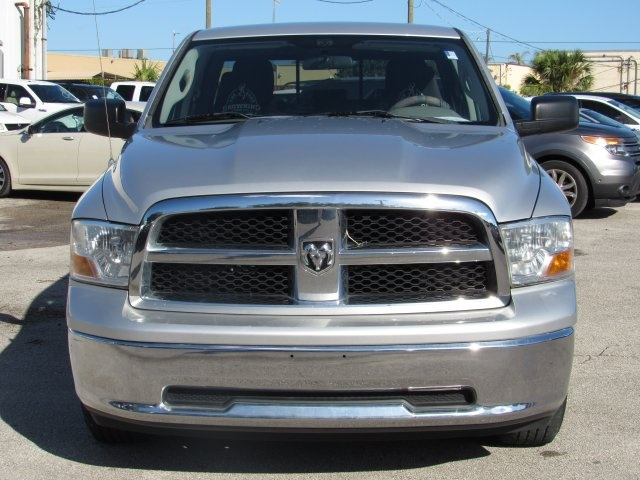 2012 Ram 1500 Quad Cab Pickup #219989C - photo 5