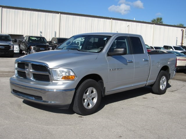 2012 Ram 1500 Quad Cab Pickup #219989C - photo 7