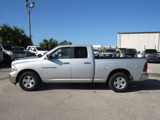 2012 Ram 1500 Quad Cab Pickup #219989C - photo 9