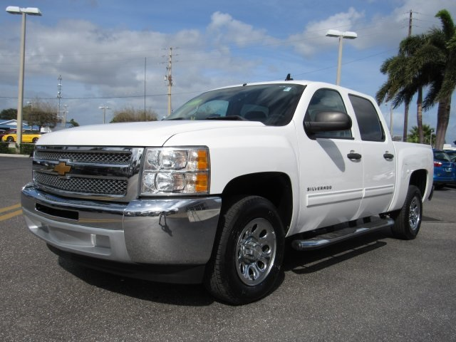 2012 Silverado 1500 Crew Cab, Pickup #275881 - photo 6