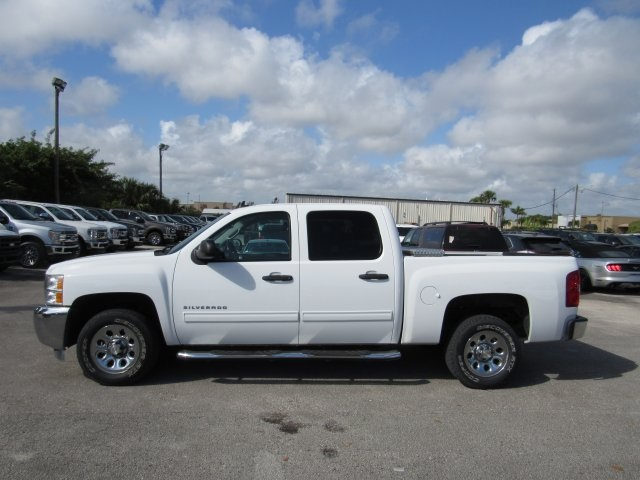 2012 Silverado 1500 Crew Cab, Pickup #275881 - photo 5