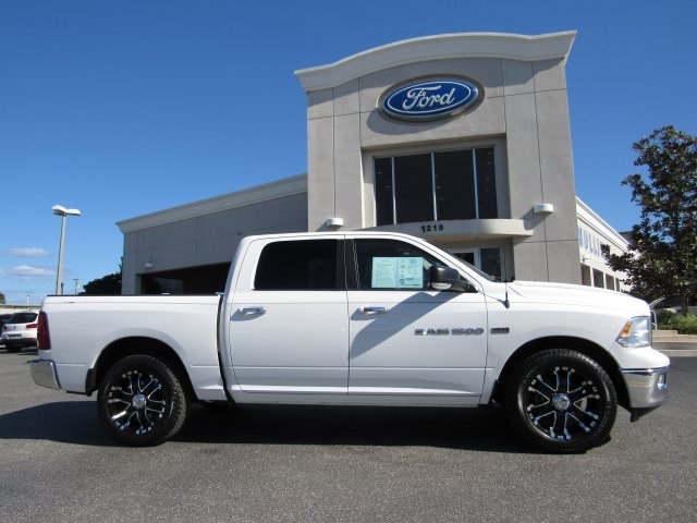 2012 Ram 1500 Crew Cab, Pickup #290131 - photo 8