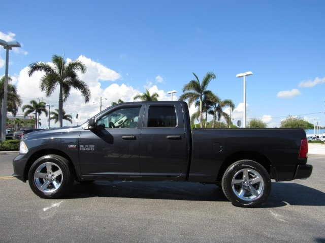 2014 Ram 1500 Quad Cab Pickup #372230 - photo 5