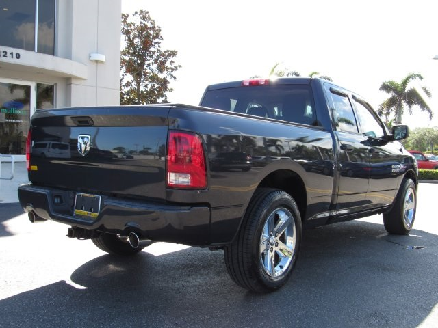 2014 Ram 1500 Quad Cab Pickup #372230 - photo 2