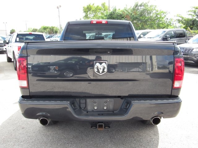 2014 Ram 1500 Quad Cab Pickup #372230 - photo 9