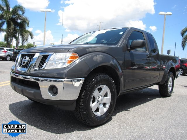 2010 Frontier, Pickup #445856 - photo 7