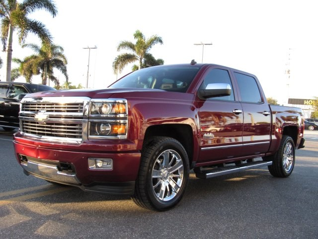 2014 Silverado 1500 Crew Cab 4x4 Pickup #546379 - photo 10