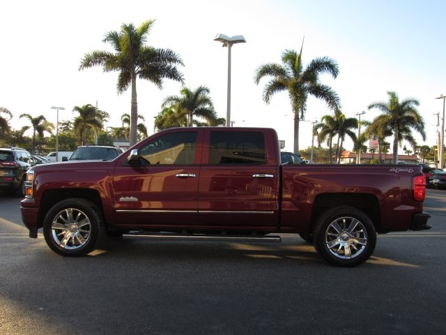 2014 Silverado 1500 Crew Cab 4x4 Pickup #546379 - photo 14