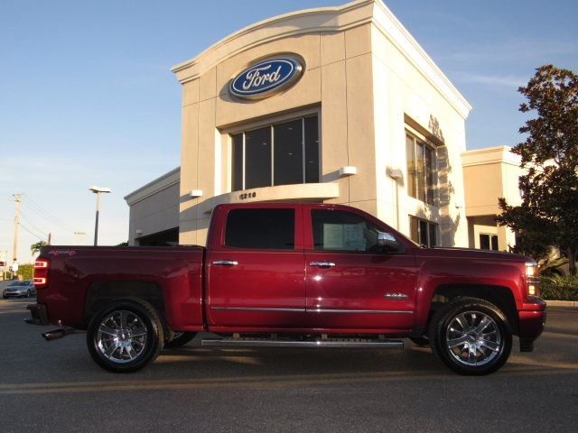 2014 Silverado 1500 Crew Cab 4x4 Pickup #546379 - photo 33