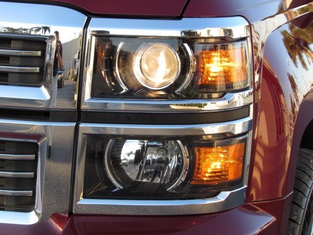 2014 Silverado 1500 Crew Cab 4x4 Pickup #546379 - photo 36