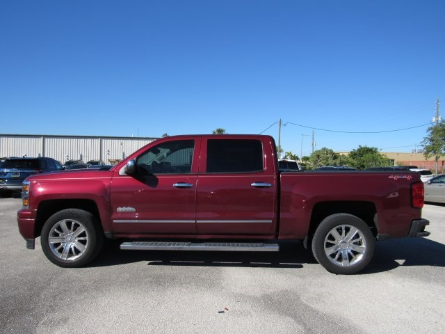 2014 Silverado 1500 Crew Cab 4x4 Pickup #546379 - photo 11