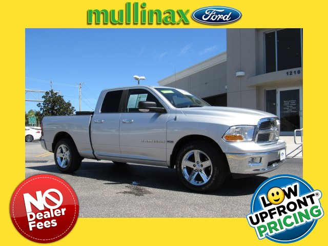 2011 Ram 1500 Extended Cab 4x2,  Pickup #597244C - photo 1