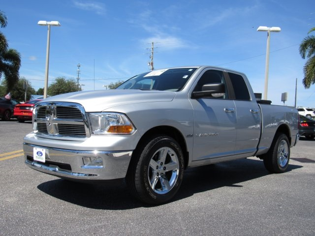 2011 Ram 1500 Extended Cab 4x2,  Pickup #597244C - photo 3