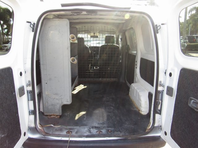 2014 Nissan NV200 Standard Roof 4x2, Upfitted Cargo Van #693792 - photo 1