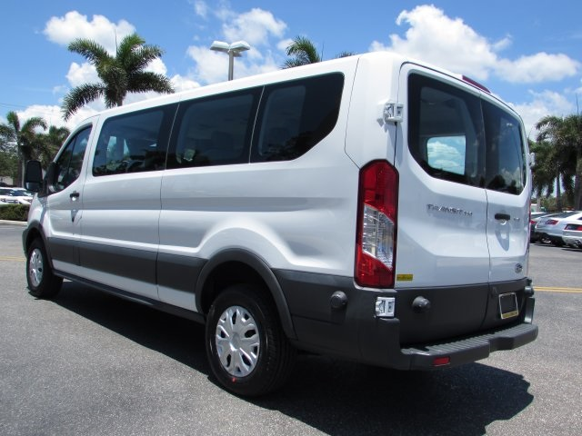 2016 Transit 350 Low Roof 4x2,  Passenger Wagon #A09897 - photo 10