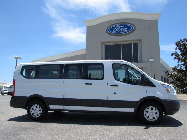 2016 Transit 350 Low Roof 4x2,  Passenger Wagon #A09897 - photo 14