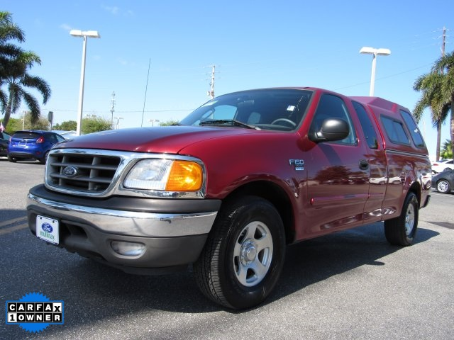 2004 F-150 Super Cab, Pickup #A20437 - photo 5