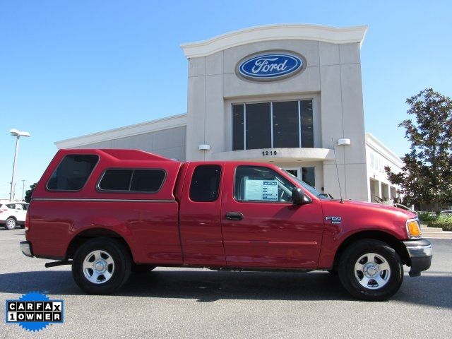 2004 F-150 Super Cab, Pickup #A20437 - photo 8
